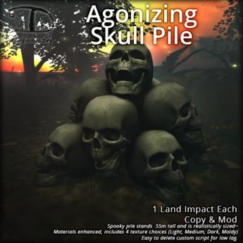 [DDD] Agonizing Skull Pile