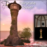 [DDD] Fairytale Tower - Rapunzel Themed Fantasy Dwelling