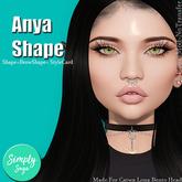 -Simply Suga- Anya Shape