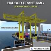 MD Harbor Crane RMG v1.0 BOXED