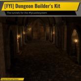 [FYI] Mesh Dungeon Builder's Kit for #fyicastlesystem