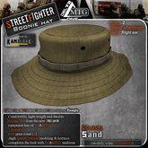 D1-MTG StreetFighter Boonie Hat Sand
