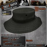 D1-MTG StreetFighter Boonie Hat Olive