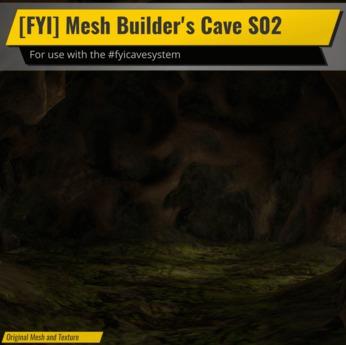 [FYI] Mesh Builder's Cave S02