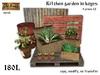 Urban kitchen garden in boxes - Old World - Hobo / Urban Furniture
