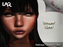 :: New Line Store::.Shape Linn - Laq Head Scarlet