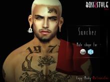 .::Boss Style::. Shape Sanchez for bento - Catwa Daniel