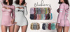 Blueberry - Laura - Sweater and Corset Dress - Fat Pack