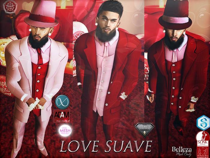 {RC} Love Suave Suits HUD