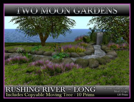 TMG - RUSHING RIVER - LONG*
