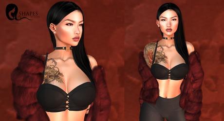 Shapes by Sonya - Nishi
