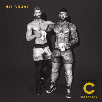 CORDEAUX    Bento Duo Pose   No Shave