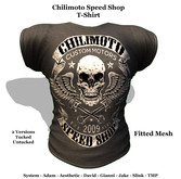 [F] ChiliMoto Speed Shop - Fitmesh - All Sizes