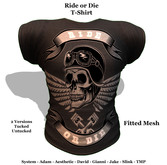 [F] Ride or Die 2 - Fitmesh - All Sizes