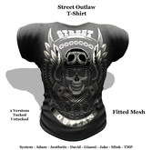 [F] Street Outlaw  - Fitmesh - All Sizes