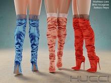::HH:: Hucci Saanen Satin Boot - Collection