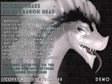 Visual Magick // Snokra Elder Dragon Head DEMO