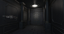 VARONIS - Noir Mesh Background