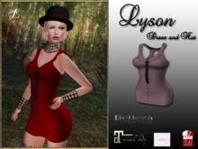 LR-Lyson Dress Pink  (sac)