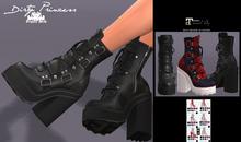 *DP**- The Coolest Princess Boots w/Hud ADD ME