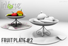inVerse® MESH - FRUIT PLATE #2  MESH full permission bxd
