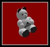 Goth Teddybear