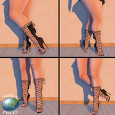 .:GB POSES:. *POSE SHOES Pack 01*