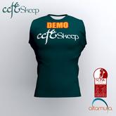 Skeep - Sleeveless Shirt - DEMO