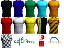 Skeep - Sleeveless Shirt - All colors