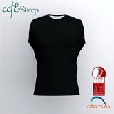 Skeep - Sleeveless Shirt - Black