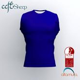 Skeep - Sleeveless Shirt - Blue