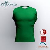 Skeep - Sleeveless Shirt - Green