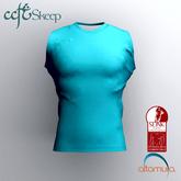 Skeep - Sleeveless Shirt - Light Blue