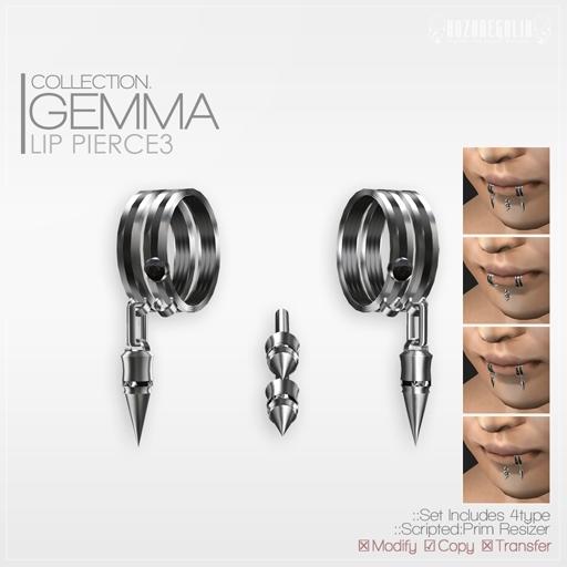 +ROZOREGALIA+*Gemma*LIP PIERCE3