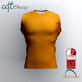 Skeep - Sleeveless Shirt - Orange