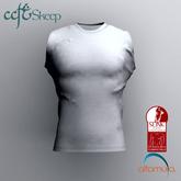 Skeep - Sleeveless Shirt - White