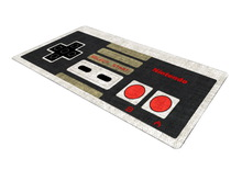 Game Controller Rug