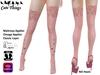 [CT] lingerie Stocking Pink Valentine - Maitreya Applier - Omega Applier - Classic Layer