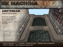Amsterdam Canal System