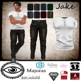 Majoras Jake Outfit