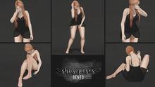 shi.s.poses BENTO sadness #1-5 - shape included