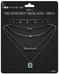 Amala - The Genevieve Necklaces - Onyx
