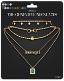 Amala - The Genevieve Necklaces - Fatpack