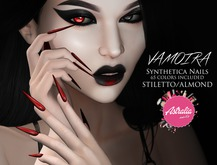 VAMOIRA : Synthetica Nails : Astralia Only *UPDATE*