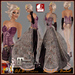 ALB EWA gown 2 classic + SLink & Maitreya appliers by AnaLee