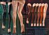A&Y Opiliones Cyber Legwarmers - Brown