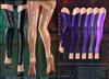A&Y Opiliones Cyber Legwarmers - Purple