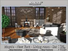 Maya's - New York Collection Set