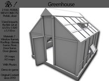 Greenhouse - 5 LI - 2 FULL PERMS Meshes