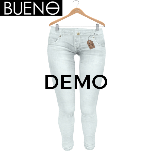 Bueno - Jeans - DEMO - Slink Hourglass, Physique, Fit Mesh